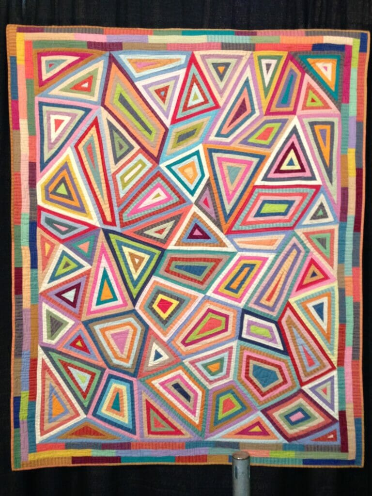 The Quilt Market Experience by SewCanShe