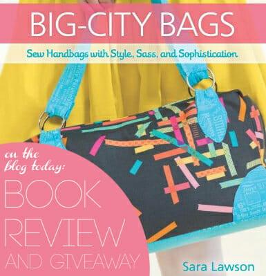 Book Review: Sara Lawson's Big City Bags