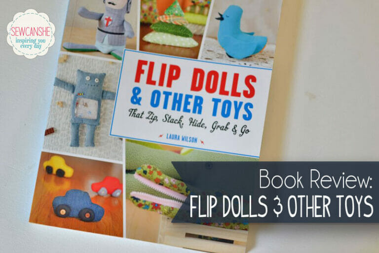 Book Review and Giveaway: Flip Dolls by Laura Wilson