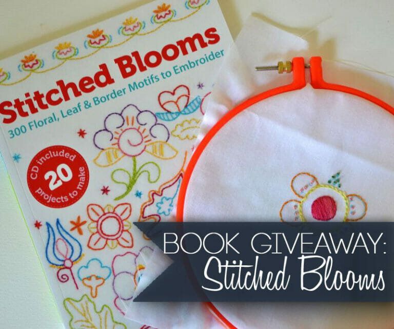 Stitched Blooms!