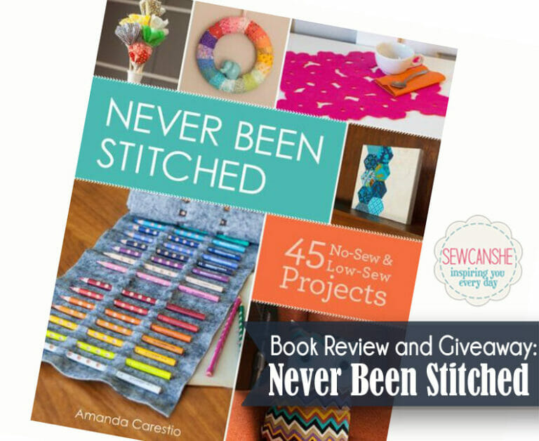 Book Review: Never Been Stitched by Amanda Carestio
