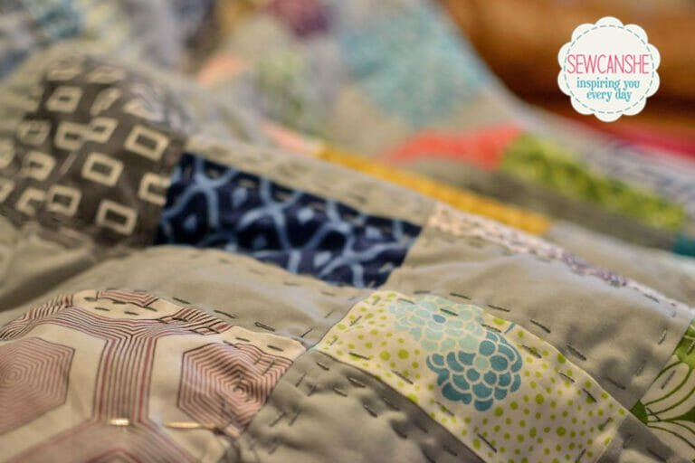 How to Try Hand Quilting – lots of tips