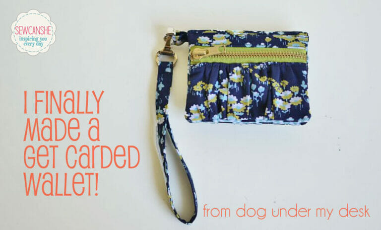 Pattern Review: the Get Carded Wallet