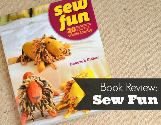 Sew Fun: Book review and giveaway!