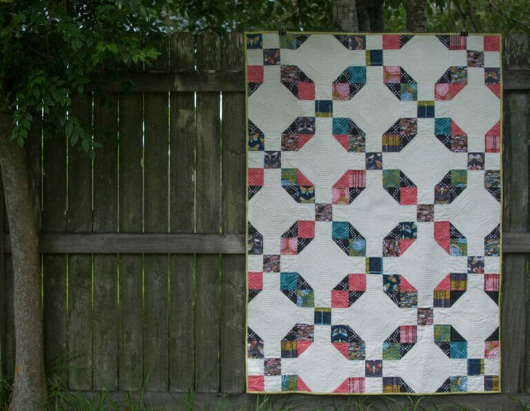 My Quilt Finish this week!
