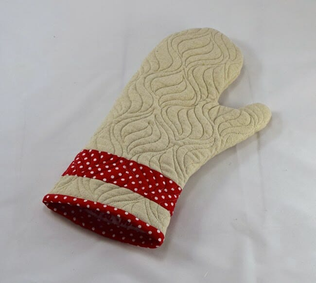 Learn How to Sew Quilted Oven Mitts