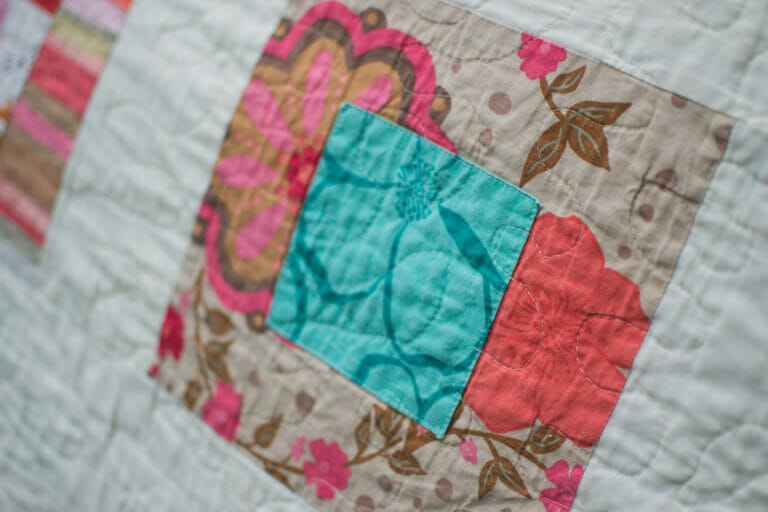Terrible Tuesday: How I made my first quilt