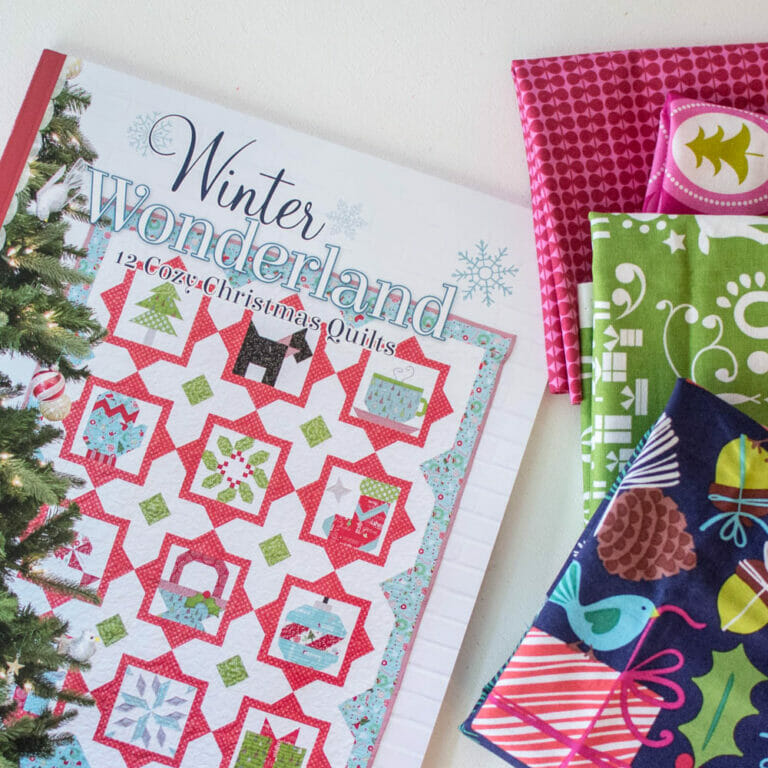 Winter Wonderland… Quilt Book Review