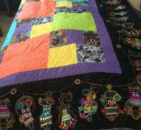 A Quilt In Honor of Cinco de Mayo!
