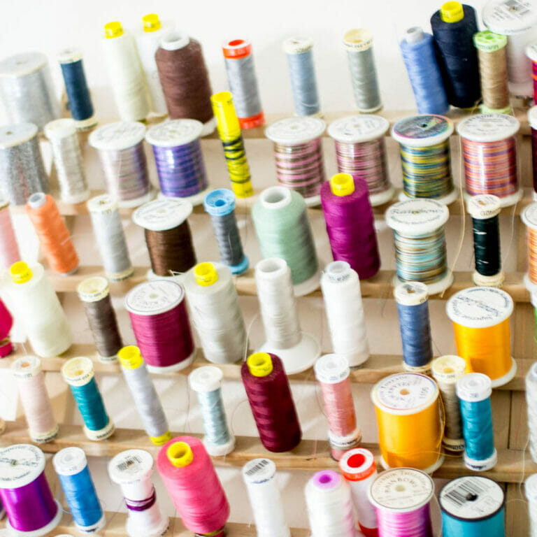 Homemade Vs. Handmade: 4 kinds of thread and what to use them for