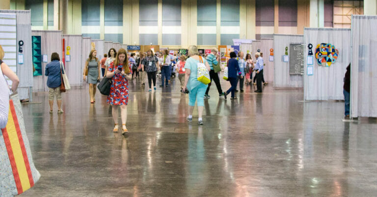SewCanShe's QuiltCon East 2017 Report!