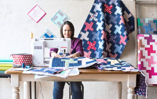 Designing Modern Quilts with EQ7 – a QuiltCon Workshop with Christa Watson
