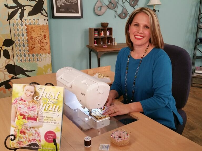 See me on It's Sew Easy TV this week!