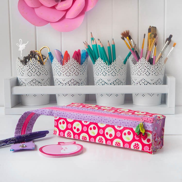 Ali's Zola Pencil Cases!