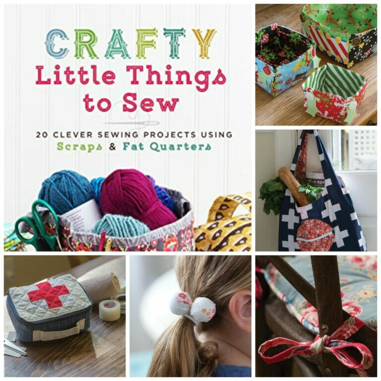Crafty Little Things to Sew –  blog hop!