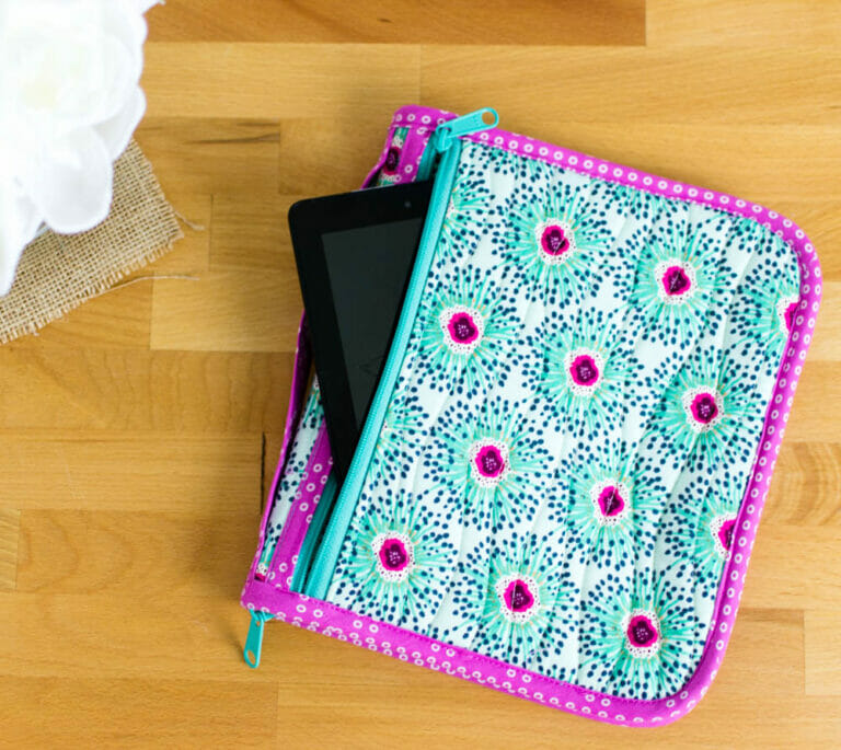 Pattern Review: the Zip It Up Case from ByAnnie