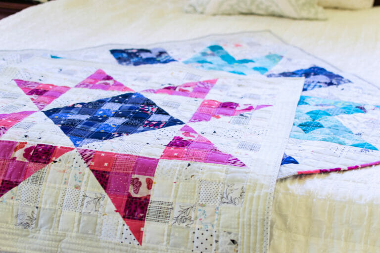 Coming soon… Glitter Quilt Patterns!