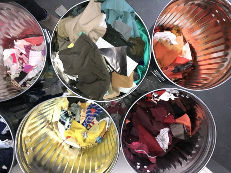 All about FabScrap – a Non-Profit for Reducing Fabric Waste