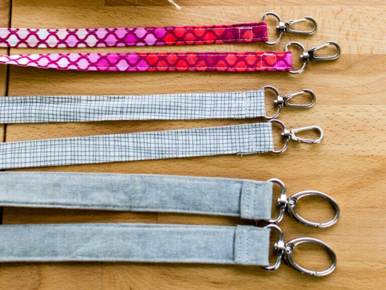 How to Sew DIY Bag or Purse Straps