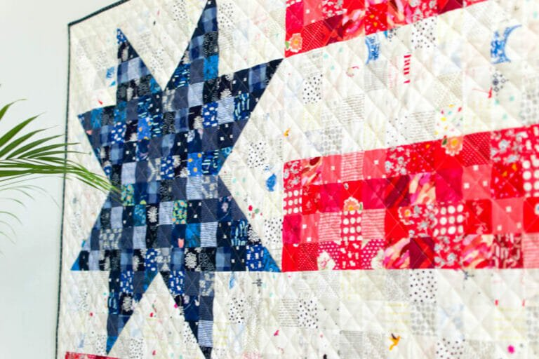 Dear Miss Betsy – A Patriotic Quilt for Lovers