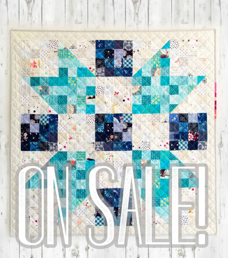 Happy Father's Day! Sale on the Father's Choice Quilt Pattern