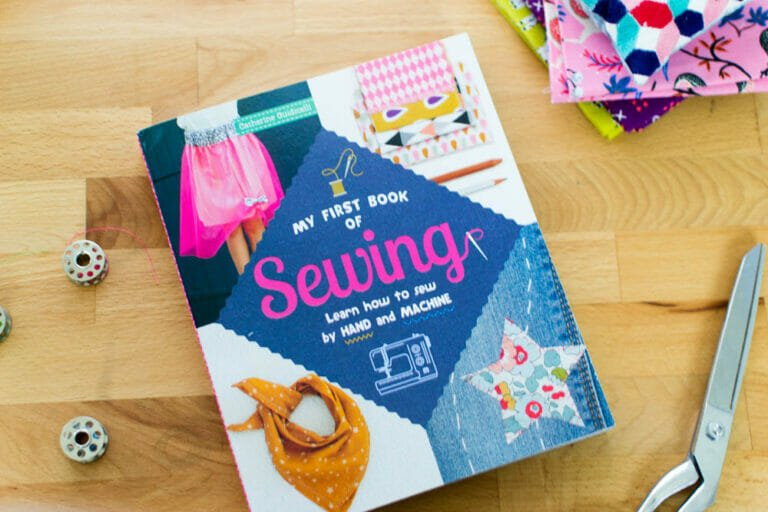My First Book of Sewing {Book Review}