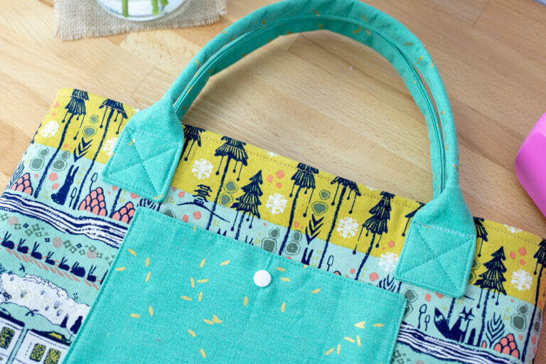 Introducing the Favorite Bag Video Sewing Course!