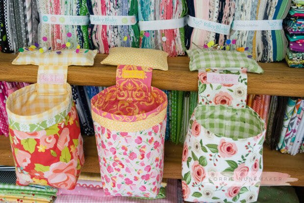 How to Sew a Pincushion and Thread Catcher Combo