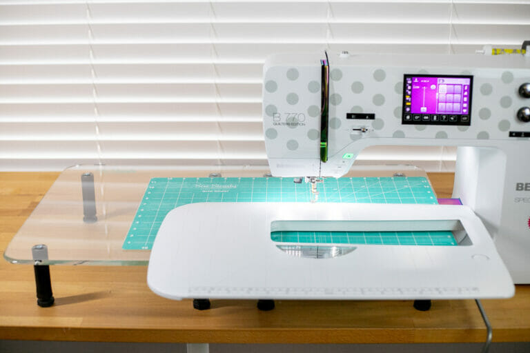 Switching to the Sew Steady Versa Table! (video demo too)