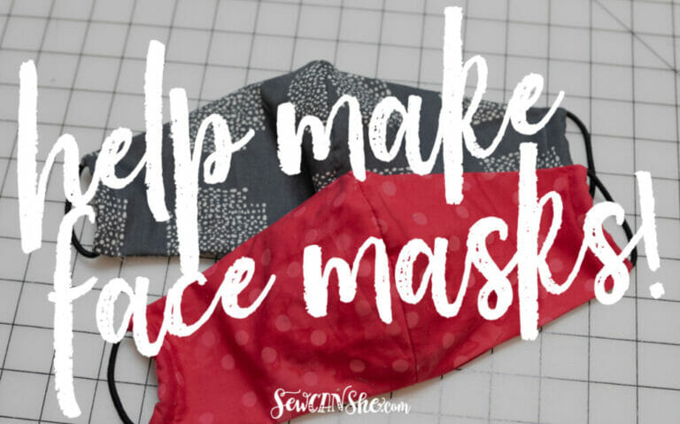 20+ Hospitals Asking for Fabric Face Masks that You Can Sew