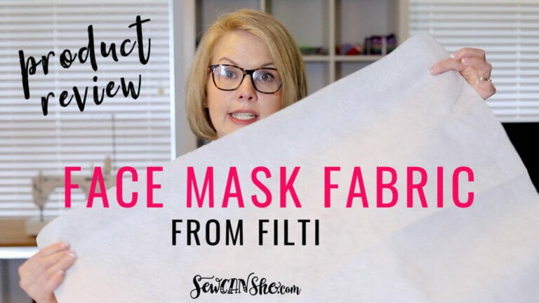 Face Mask Material from Filti – Product Review and COUPON CODE