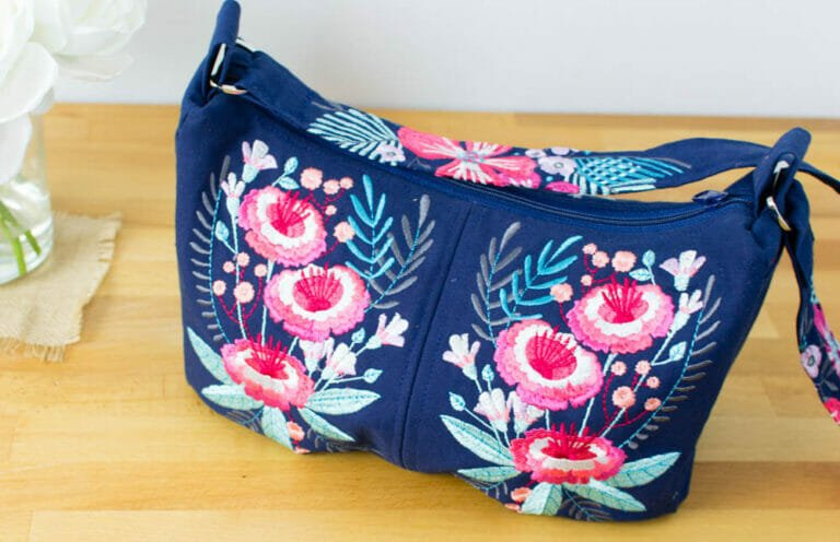 The Happy Hobo Bag Sewing Pattern – free
