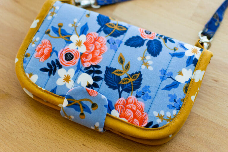 The Perfect DIY Wallet – Free Sewing Pattern!