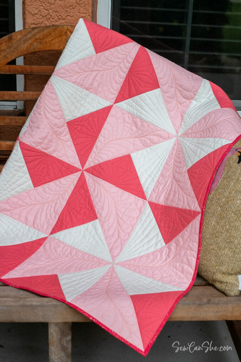 15+ Beautiful Free Baby Quilt Patterns