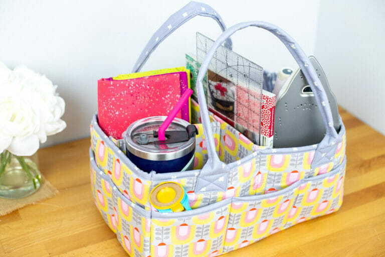 3 Easy Sewing Projects to Organize Your Car!