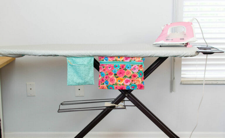 The Ultimate DIY Ironing Board Cover! free sewing tutorial