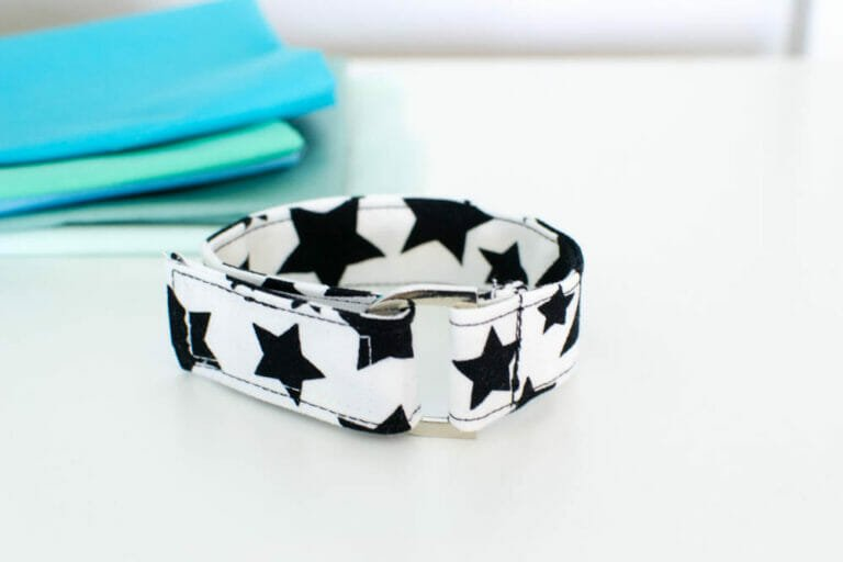How to Sew a Pet Collar – Easy Sewing Tutorial