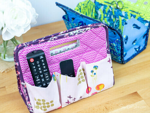 free sewing patterns for organizing your home