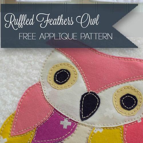 Ruffled Feathers Owl