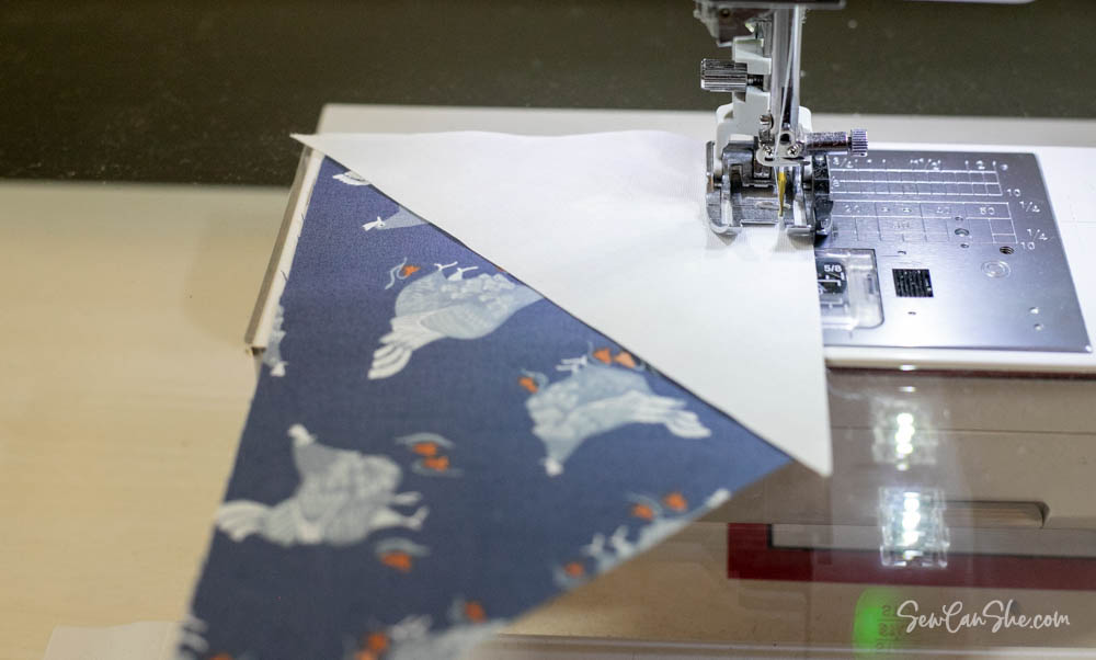 how to sew whirlwind quilt block