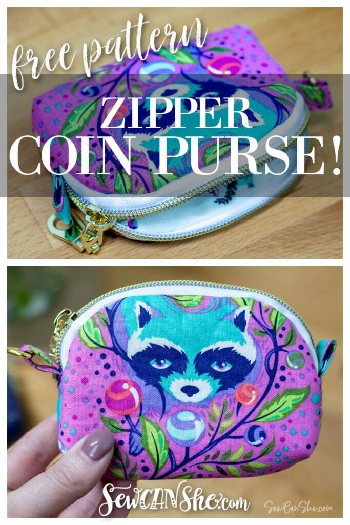 free coin purse pattern