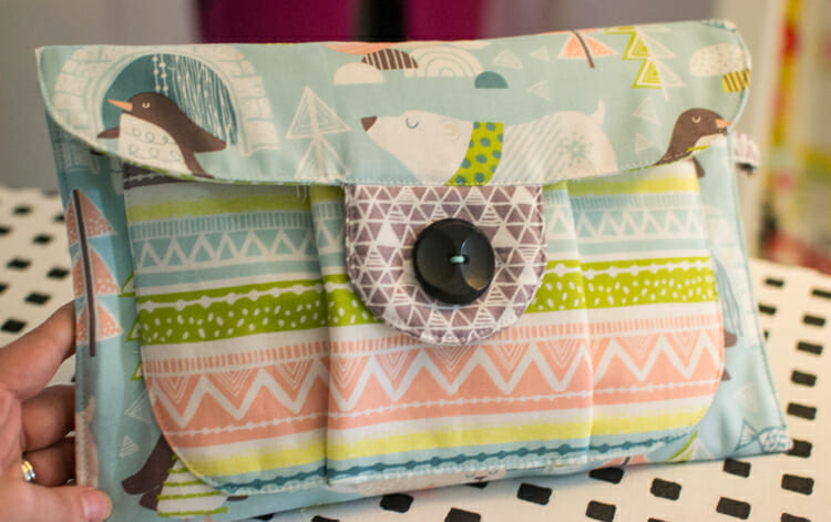 baby gift to sew