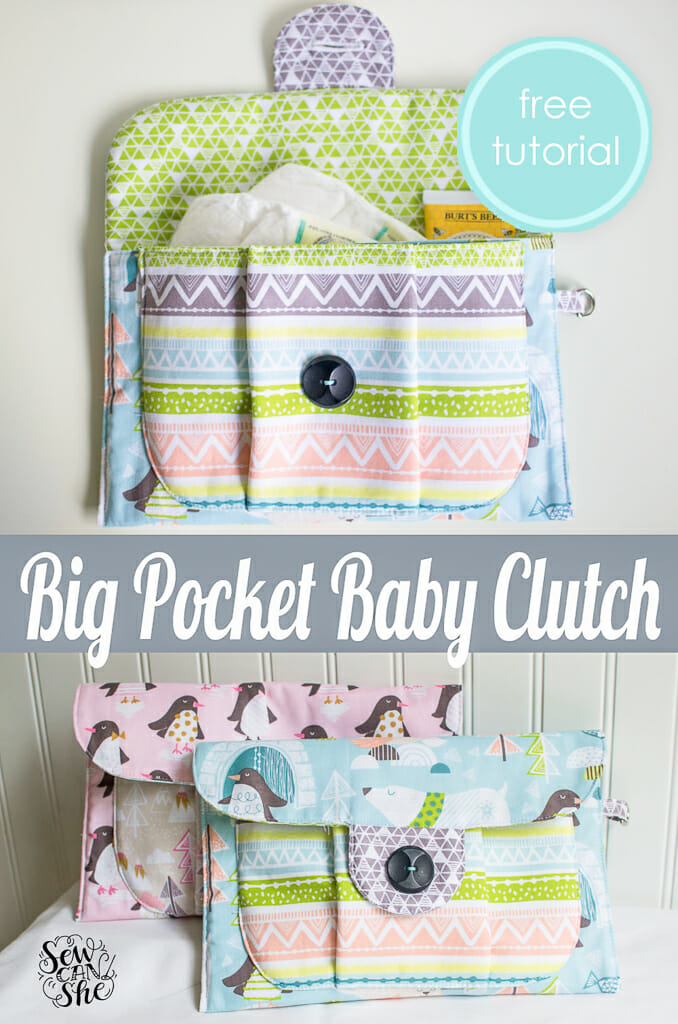 baby diaper pouch