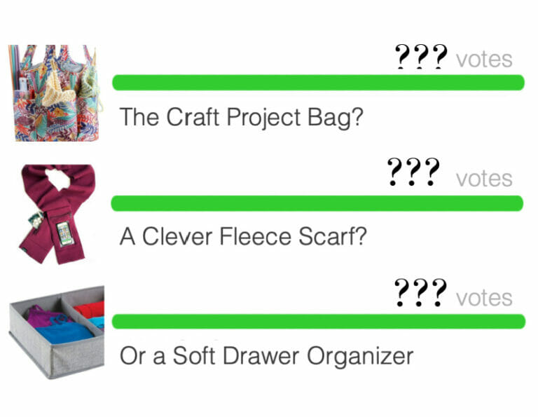It's time to Reveal our U-Pick Sewing Tutorial for October 2021!