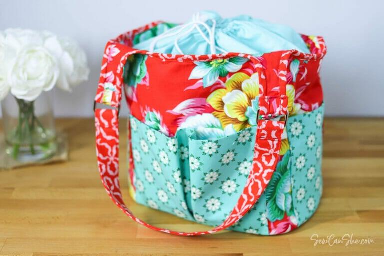 Craft Project Bag – Part 2